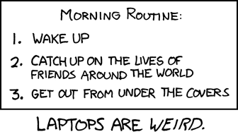 I had a really hard time not writing '...profit!'