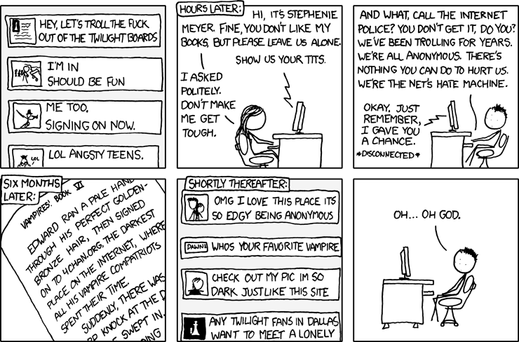Xkcd internet dating