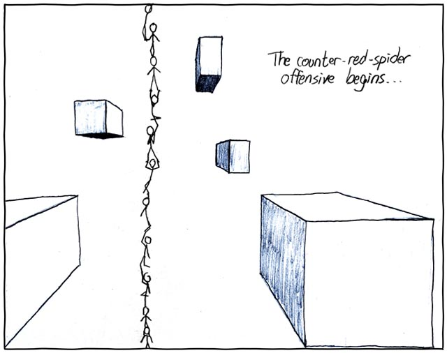 I hope we can stop them