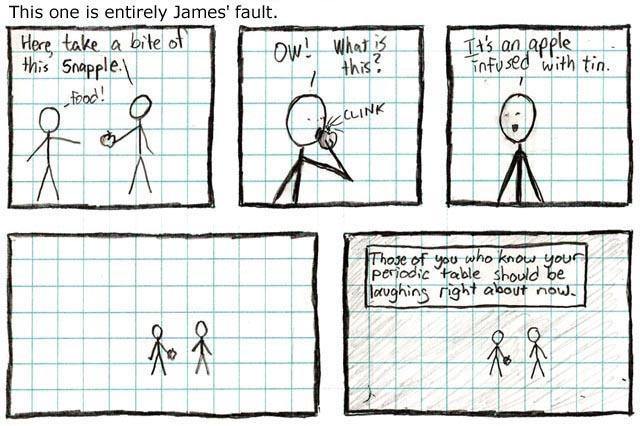 18: Snapple - explain xkcd