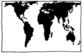 977 map projections explain xkcd the gallpeters projection gumiabroncs Gallery