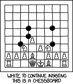 photograph regarding Printable Chess Puzzles referred to as 1287: Puzzle - reveal xkcd