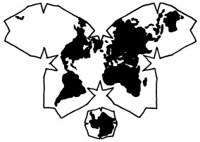 977 map projections explain xkcd the waterman butterfly projection gumiabroncs Gallery