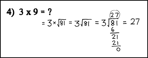 Handy exam trick: when you know the answer but not the correct derivation, derive blindly forward from the givens and backward from the answer, and join the chains once the equations start looking similar. Sometimes the graders don't notice the seam.
