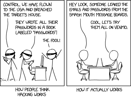2176: How Hacking Works - explain xkcd