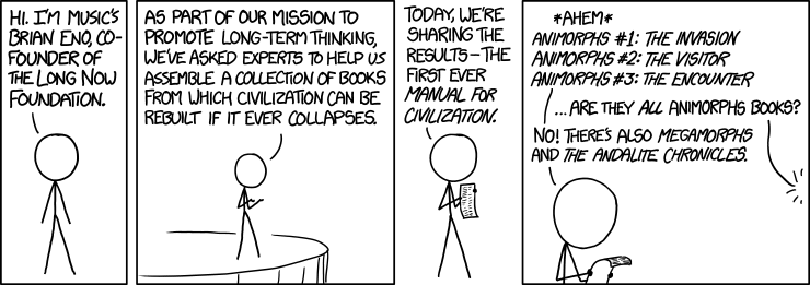 Xkcd advantages dating librarians