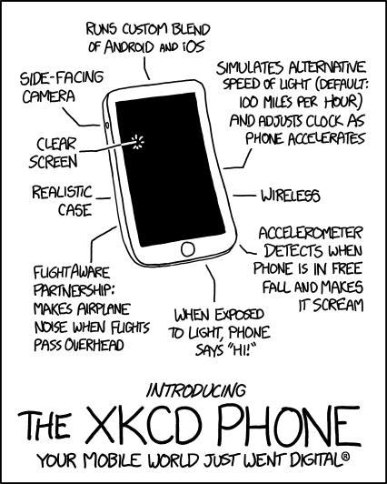 1363 Xkcd Phone
