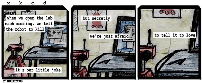 144: Parody Week: A Softer World - explain xkcd