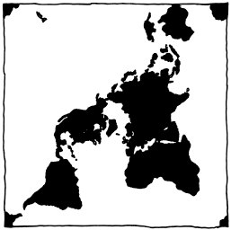 977 map projections explain xkcd the peirce quincuncial projection gumiabroncs Gallery